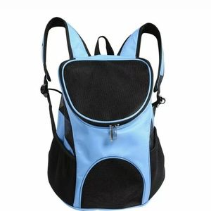 Pet carrier mesh backpack cat dog NWOT
